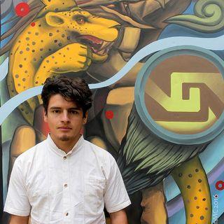 Periodismo Cultural - 13 - Entrevista al artista visual Quetzal Fuerte