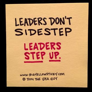 Leaders Step Up : BYS 198