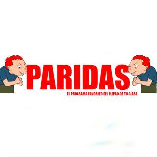 """PARIDAS 2x01 / 2019 / """"Arkano y Kidd Keo son gilipollas""""."""