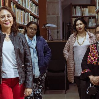 Divulgación - 23 - Acervo de la Biblioteca BoschVargaslugo. Entrevista a Alejandra García y Mónica Vázquez