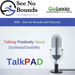 Talking positively about dyslexia with Mandy Whalley.