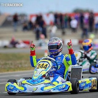 IAME Winter Cup @ Valencia 2018 - Sunday FINALS