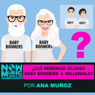 ¿Qué herencia dejarán #BabyBoomers a #Millenials?