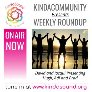 KindaCommunity: A Weekly Discussion Between KindaCommunities in Wales, South Africa & Bulgaria