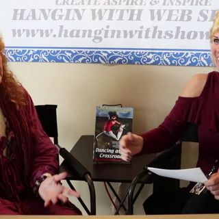 Enter a Story Haven with Author & Storyteller Lorna McDonald Czarnota on the Hangin With Web Show