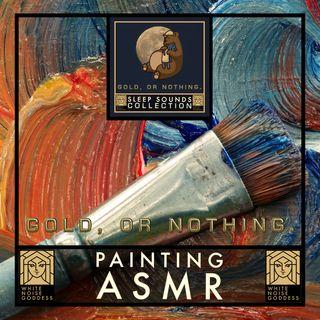 Painting ASMR | Ambience | Deep Sleep