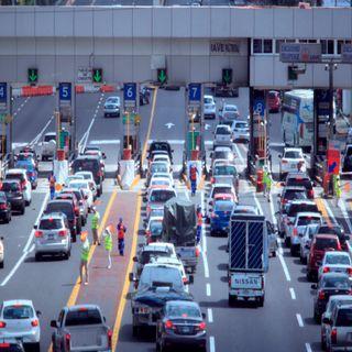 Carretera México-Cuernavaca la más transitada