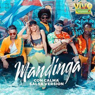 CON CALMA (versión salsa) Mandinga