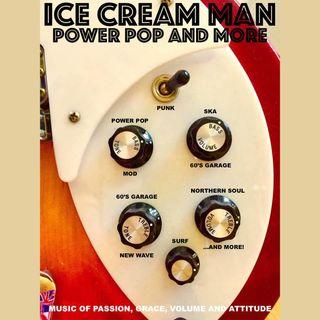 Ice Cream Man Power Pop and More #337
