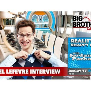 RHAPpy Hour | BBCan 4 Joel Lefevre Interview