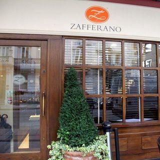 Sapori di Londra Ristorante Zafferano, l'eleganza del gusto... Possibilita' di Lavoro ma solo per gli appassionati.... ascolta e scopri come