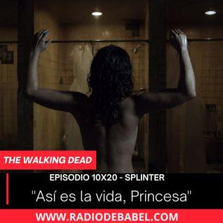 The Walking Dead 10x20 - Splinter