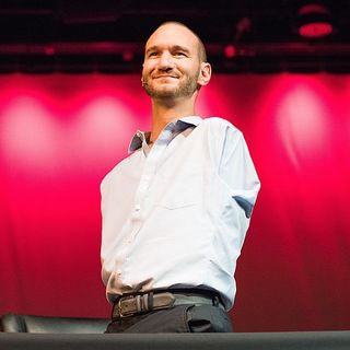 Nick Vujicic - No Arms or Legs