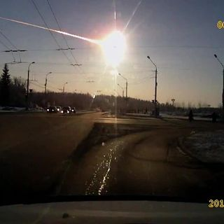 E1-Russian Fireball February 15, 2013