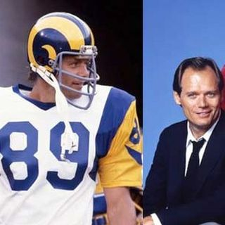 Fred Dryer - Former Rams and Giants Defensive End