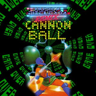 Cannon Ball (MSX)