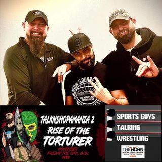 The Talk'n Shop Guys on Talk'n-Shop-A-Mania 2 Nov 5 2020