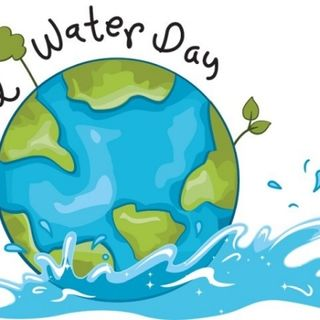The World Water Day - March 22, 2018! 💧
