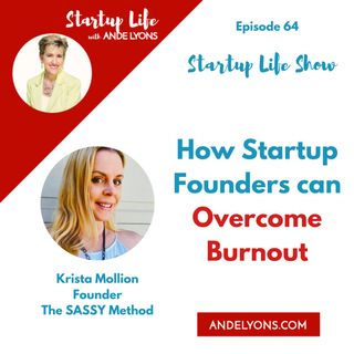 How Startup Founders can Overcome Burnout