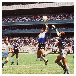 Maradona - 22 de junho de 86