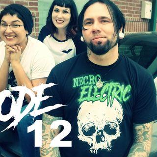 Necro Electric EP 12 | Tattoos