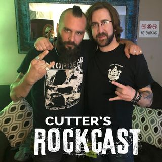 Rockcast 132 - A Mental Health Conversation with Jesse Leach of Killswitch Engage