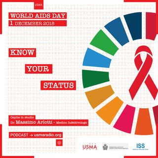 World AIDS Day 2018 - Know your status