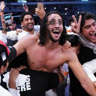 REPOST - Heel Marks Interview NXT's Mansoor
