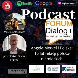 #8 Angela Merkel i Polska: 16 lat relacji polsko-niemieckich