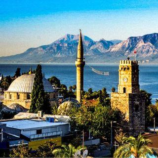Antalya, la città di Attalo II