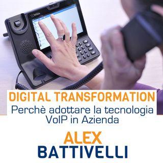 #001 - Perché adottare la tecnologia VoIP in Azienda