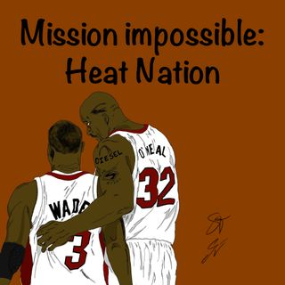 EP49: Mission Impossible: Heat Nation