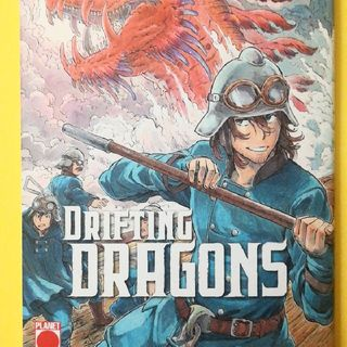 Puntata 37 - Drifting Dragons