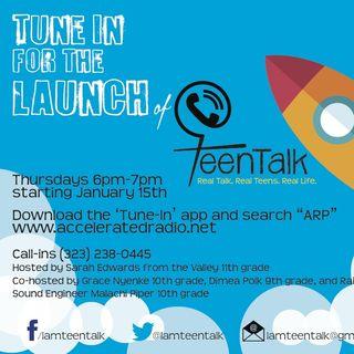 Teen Talk 3-31-16