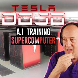 34. Tesla's A.I. Training Supercomputer Dojo | Warren Redlich