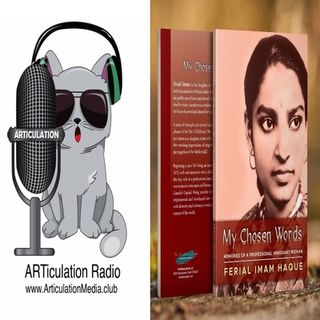 ARTiculation Radio — THE SCIENCE OF LIVING (interview w/ Dr. Ferial Iman Haque)