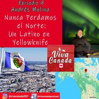 Nunca perdamos el Norte: Un Latino en Yellowknife