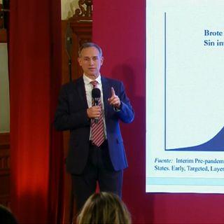 López-Gatell da a conocer nueva predicción científica