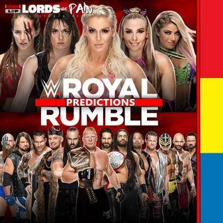 Imp's WWE Royal Rumble 2020 Predictions