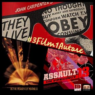 #3Film1Autore: John Carpenter