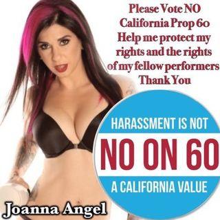 #punkrockpolitics Joanna Angel