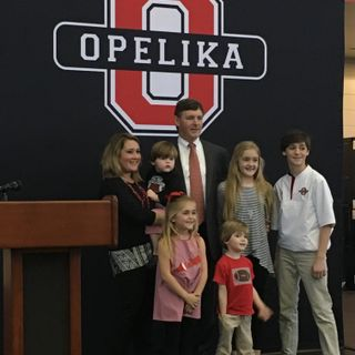 Interview with Erik Speakman, new Head Coach of the Opelika Bulldogs