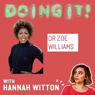 Egg Freezing, Sperm Donation & Fertility with Dr Zoe Williams (LIVE)