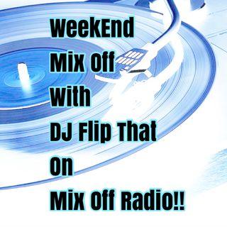 WeekEnd Mix Off 3/12/21 (Live DJ Mix)