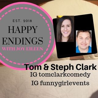 Happy Endings with Joy Eileen: The Clarks