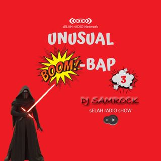 Unusual Boom Bap (3) -DJ SAMROCK