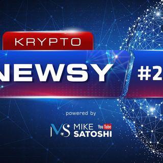 Krypto Newsy #259 | 20.02.2021 | Bull market w pełni: Bitcoin $57k, ETH $2k, Binance Coin $300, Binance wstrzymuje wypłaty Ethereum