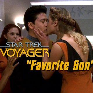 """Season 5, Episode 15 """"Favorite Son"""" (VOY) with Dr. Mohamed Noor"""