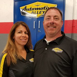 RR 261: Jim and Shelly Fleischman from Automotive Alley