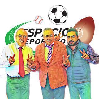 Buen ambiente más Información deportiva nos da como resultado Espacio Deportivo de la Tarde 15 de Octubre 2020